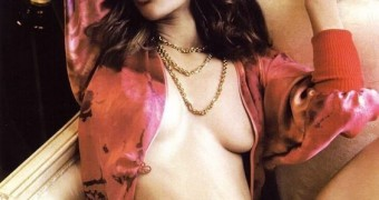 Film Celebrity Jessica Clark