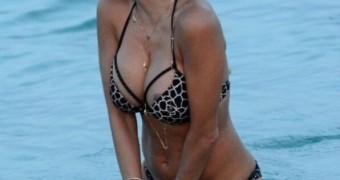Nicole Scherzinger - Nip Slip