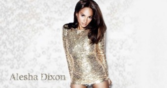 Celebrity Crush - Alesha Dixon