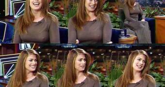 Kathy ireland black shear dress (Rare)