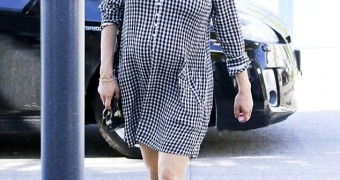 Amanda Seyfried (pregnant / embarazada)