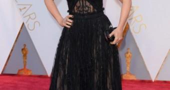 Salma Hayek @  Academy Awards