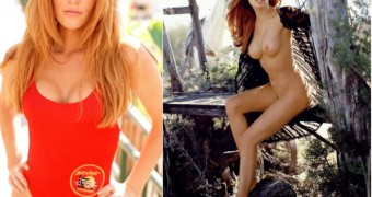 Baywatch actresses dressed/undressed