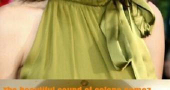 Selena Gomez scat worship
