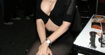 Nina Hartley at Various Events