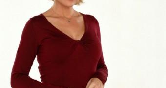 TV milf sweet mom Barbara Alyn Woods