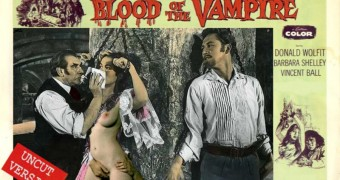 Fake covers (Blood of vampire)