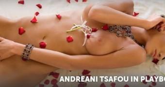 Andreani Tsafou - Greek Goddess!