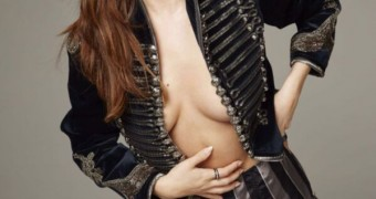 Selena Gomez teasing