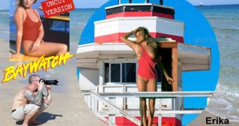 Fake covers (Baywatch)