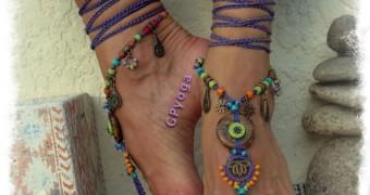 GPyoga (Gabriela Pomplova) feet