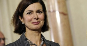 Laura Boldrini - Italian journalist and politician