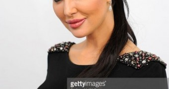 Beautiful Mayssa Maghrebi