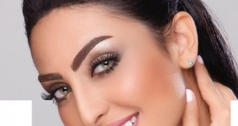 Beautiful Noor Al Ghandour