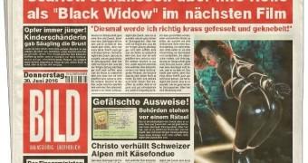 Skurille Zeitungsmeldungen / Fotomanipulationen / Fakes