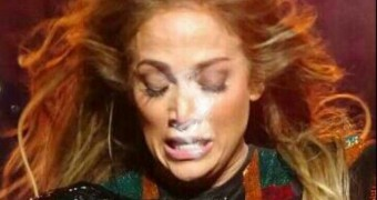 Jennifer Lopez facials