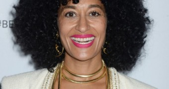 Big mouth Tracee Ellis Ross