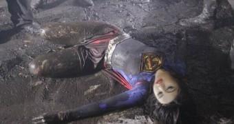 celeb super selena gomez dirty beaten defeated helpless femdom