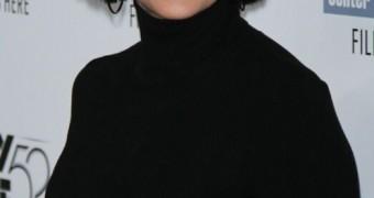 Mature French actress Juliette Binoche