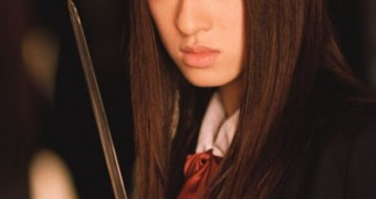 Chiaki Kuriyama (Kill Bill, Battle Royale)