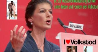 Deutsche Politikerinnen für Massenmigration