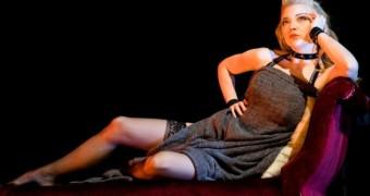 Celeb Hose Toes - Natalie Dormer