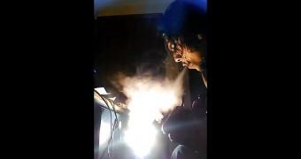 Alien Species Indian Dragon Smoke
