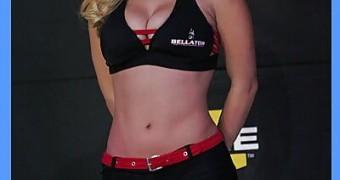 Jade Bryce Bellator Bimbo
