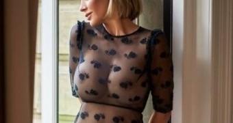 Australian Celebrity Blonde- Sam