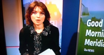 amanda piper the sexiest newsreader there is