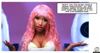 Nicki Minaj Raceplay