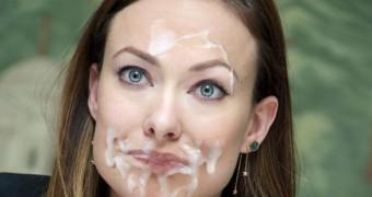 Olivia Wilde Facial Fakes