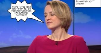 BBC TV Politics Editor - Laura Kuenssberg