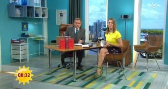 Alina Merkau kleine Frühstücks TV Nutte