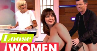 Loose Women - daytime TV fakes