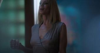 Kristin Lehman naked on Altered Carbon