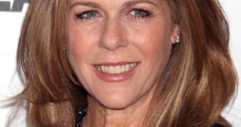 Hollywood mature Rita Wilson