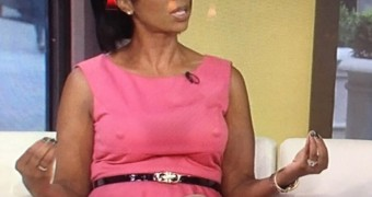 Harris Faulkner Fox News babe fake Upskirts