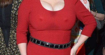 Meghan McCain fake upskirts and pokies