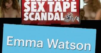 Emma Watson - Sex Tape Scandal