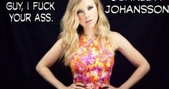 English caption (star) scarlett johansson dvd porn.