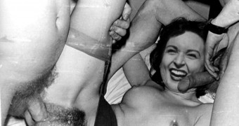Betty White Nude Fakes by Brickhouse