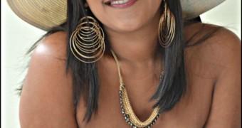 Indian model Bharati Patel