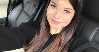 Miranda Cosgrove Facial Fake