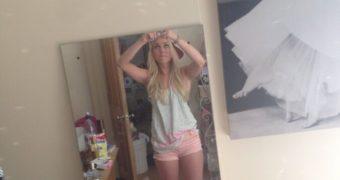 Jorgie Porter - Uk famous slut leaked naked