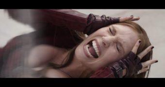 Elizabeth Olsen Scarlet Witch Screencap