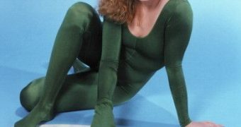 Dana Plato - Unitard And Swimsuit