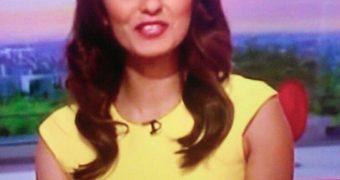 News Presenter Babita Sharma