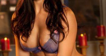Amanda Cerny Playboy Set
