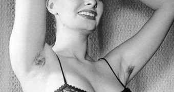 Sophia Loren - Hairy Armpits